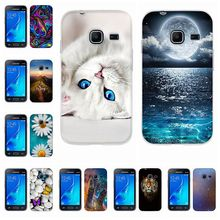 TPU Pattern Case For Samsung Galaxy J1 Mini Cover J105 J105H Silicon Phone Case For Samsung J1 mini J1 Nxt Duos Phone Bags Shell