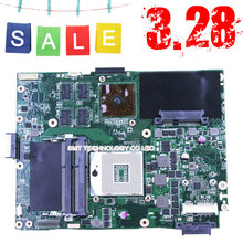 K52JT X52JT K52JU Laptop Motherboard K52JR ERV:2.3A ATI HD6370 ATI 216-0774211 for ASUS DDR3 100% test mainboard notebook