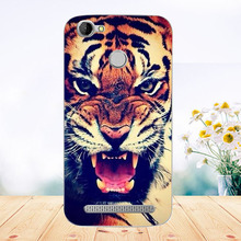"Buy Homtom HT50 Cases Luxury Soft Tiger Owl Rose Eiffel Tower Pattern Painted Back Cover Case Homtom HT50 5.5"" Phone Sheer for $2.69 in AliExpress store"