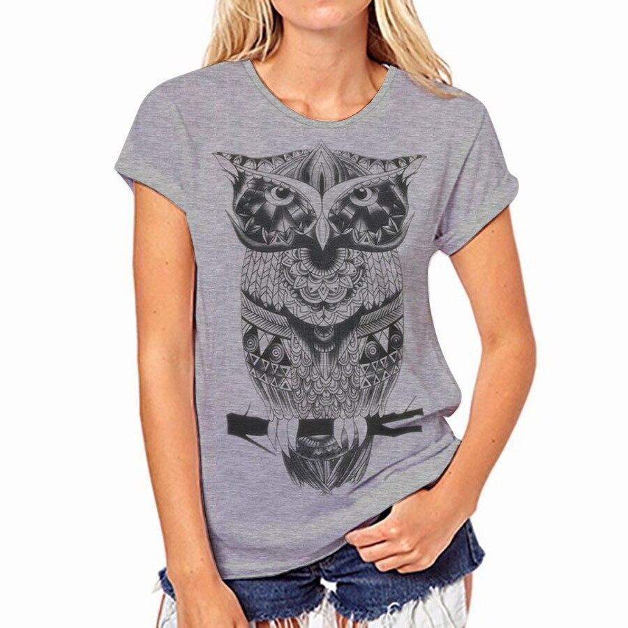 17 couleur D'été T-shirt Sexy Femmes Casual Tops Coton T-Shirt Harajuku Shirts Licorne O-cou À Manches Courtes Tops T-shirt Femelle 27