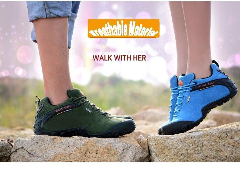XIANG GUAN Winter Shoe Mens Sport Running Shoes Warm Outdoor Women Sneakers High Quality Zapatillas Waterproof Shoe81285 8