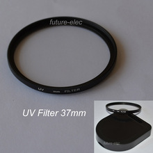 1x 37mm 37 mm Haze Ultraviolet Ultra-Violet UV Filter Filters Lens Protector For DSLR Digital SLR Camera Camcorder Cam DV Lenses