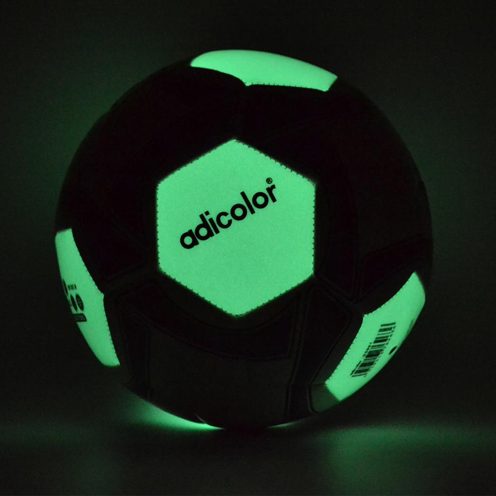 كرة القدم مضيئة ضوء الليل متعدد الاحجام 3