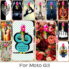 TAOYUNXI Silicone Phone Case For Motorola Moto G3 Bag Cover G(3rd gen)G+3 XT1540 XT1541 XT1542 XT1543 XT1544 XT1548 Housing Skin