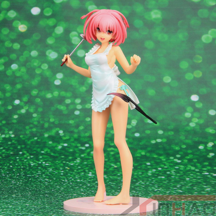 To Love Ru 18CM Darkness Momo Belia Deviluke action Figure Sexy Girl PVC Figure Resin Collection Model Toy Gifts<br><br>Aliexpress