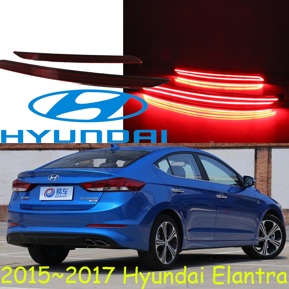 Elantra rear light,Free ship!LED,2015~2017,Elantra fog light,Genesis,Entourage,Tucson,Santa Fe,ix45,sonata,Elantra taillight<br>
