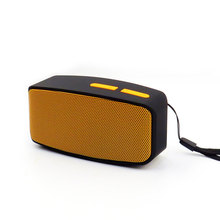 Portable Bluetooth Speakers Outdoor Sound System 3D Stereo Music Surround Support TF AUX USB FM Radio for Climbing Running