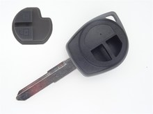 AUTEWODE 2 Button Auto Key Cover Shell for Suzuki Swift SX4 Liana Aerio Vitara car key case fob(China)