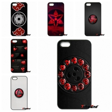 For iPhone 4 4S 5 5C SE 6 6S 7 Plus Galaxy J5 J3 A5 A3 2016 S5 S7 S6 Edge Naruto Sasuke Sharingan Eyes Art Print Phone Case