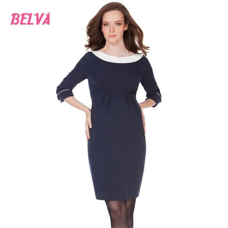 Belva 2017 maternity elegant dress pregnancy dresses breastfeeding maternity dresses for photo shoot photography props DR931<br>