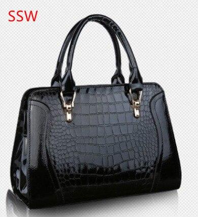 2017 new Women Shoulder Bag  European Fashion Split leather Handbag Tote Bag Bolsa Feminina<br>