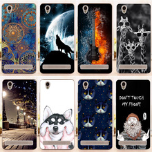 Fashion Painting Protective Case For DEXP IXION M350/MS350 ROCK& PLUS Case Cover Top Quality Fundas Coque
