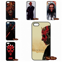 sith star wars darth maul dark side Case Cover For iPhone 4 4S 5 5C SE 6 6S 7 Plus Galaxy J5 A5 A3 S5 S7 S6 Edge