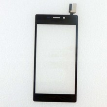 Black Touch Screen Digitizer Panel Sensor Glass Lens  Repair Part Replacement For Sony Xperia M2 S50h Dual D2302 D2305