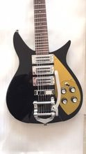 Bigsale PRS style customed guitar transparent black color Free Shipping(China)