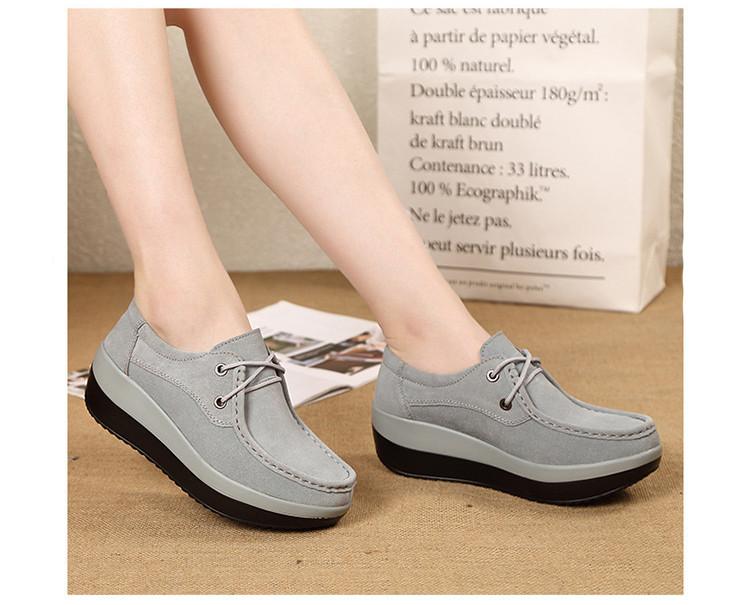 HX 3213-2 (6) 2017 Autumn Winter Women Shoes Flats