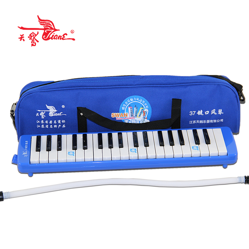 High quality accordion SWAN SW37J Melodica for Children / Piano Key Melodica<br>