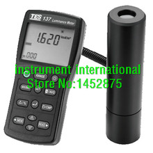 TES-137 Luminance Meter Dual Display, 4-digit LCD !!NEW!!  TES137