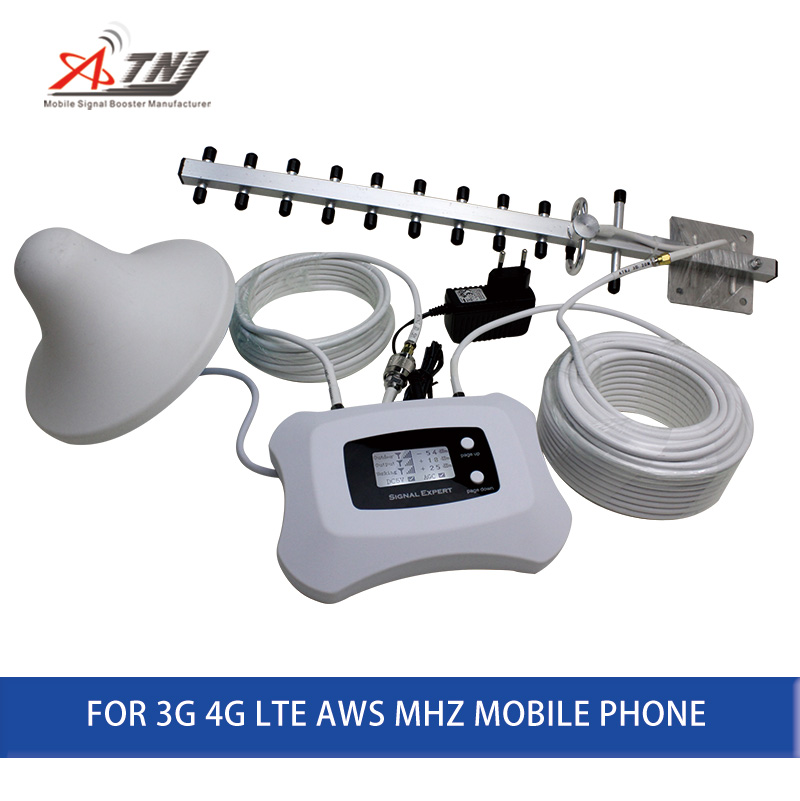 LCD Display+Full Intelligent  Yagi+Ceiling antenna...