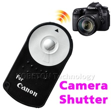 Hot Selling Wireless IR Infrared Camera Shutter Release Remote Control for Canon RC-6 RC6 EOS DSLR 5D Mark II 500/550/600/650 D