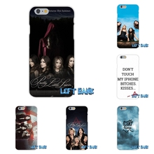 Spencer Hannah Aria Pretty Little Liar Silicon Soft Phone Case For HTC One M7 M8 A9 M9 E9 Plus Desire 630 530 626 628 816 820(China)