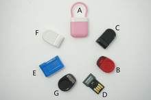 Hot sale cheap super plastic mini USB 2.0 Flash Drive usb memory stick u disk thumb pendrive gift S587(China)
