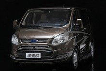 Diecast Car Model Ford All New MPV Tourneo 1:18 (Brown) + SMALL GIFT!!!!!!!!!