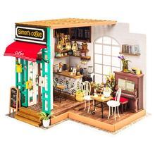 Leadingstar DIY Luxury Villa Furniture Wooden Dollhouse