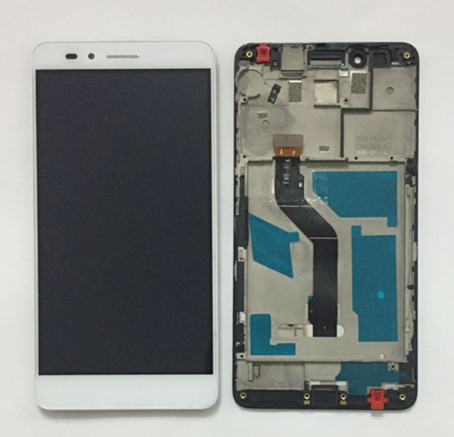 100% new LCD screen display+touch panel digitizer with frame For Huawei Honor 5X free shipping<br><br>Aliexpress