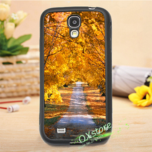 country road (2) fashion phone cover case for Samsung galaxy S3 S4 S5 S6 S7 S6 edge S7 edge Note 3 Note 4 Note 5 *H2003