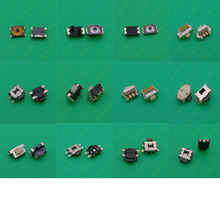 12model 60pcs/lot power button of the volume button switch shrapnel The key parts for mobile phone switch
