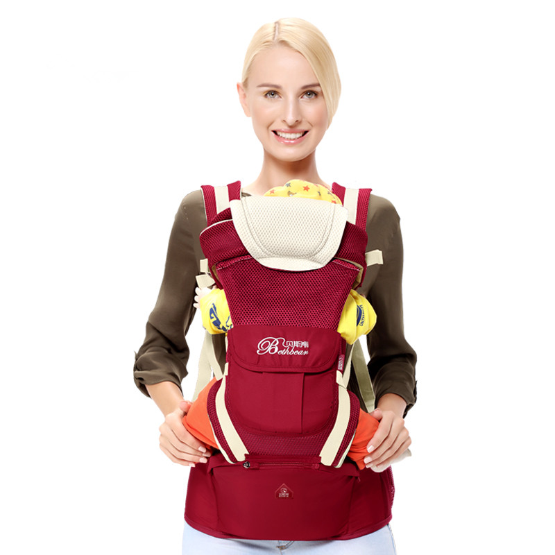 2017 New Infant Ergonomic Backpack Carriers Hipseat For 0-36 Month Baby Care Toddler Sling Kangaroo Kids Suspenders For Newborn<br><br>Aliexpress