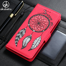 AKABEILA Cases For Samsung Galaxy A7 2016 Duos A710F A710F/DS A710FD A710M 5.5 inch PU Leather Phone Case Covers Card Holder(China)