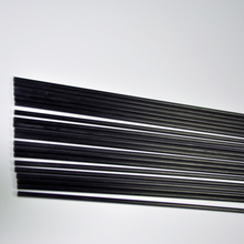 5pcs 3mm Diameter x 500mm Carbon Fiber Rods For RC Airplane Matte Pole