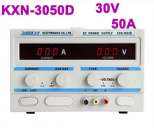 Free shippingKXN-3050D DC power supply / 0-30V, 0-50A meter battery test Automotive equipment maintenance equipment(China)