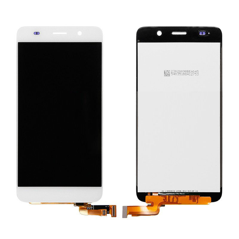 Original 100% test LCD Touch Screen Digitizer Assembly Replacement For Huawei Honor 4A White With Free Tools <br><br>Aliexpress