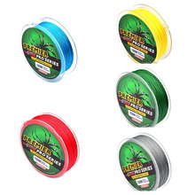 100M Fishing Line Green Package Braided Fishing Line Available10LB-80LB PE Line V2
