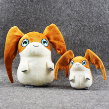 Digimon Patamon Takaishi Takeru Plush Toys 16cm 27cm Cute Kids Toys Christmas Gift