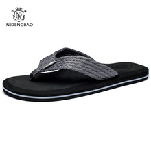 Summer Men Flip Flops High Quality Comfortable Beach Sandals Shoes for Men Male Slippers Plus Size 47 Casual Shoes Free shipping(China)