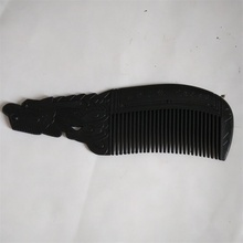 Wholesale far-infrared hairbrush tourmaline comb life energy magnetic therapy comb hairbrush negtive ions comb