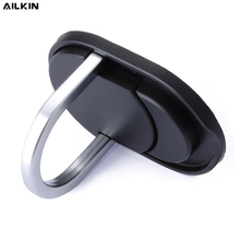 AILKIN pop holder grip holder Ring for phone strong adsorption holder can 360 degree rotation grip pop holder support telephone