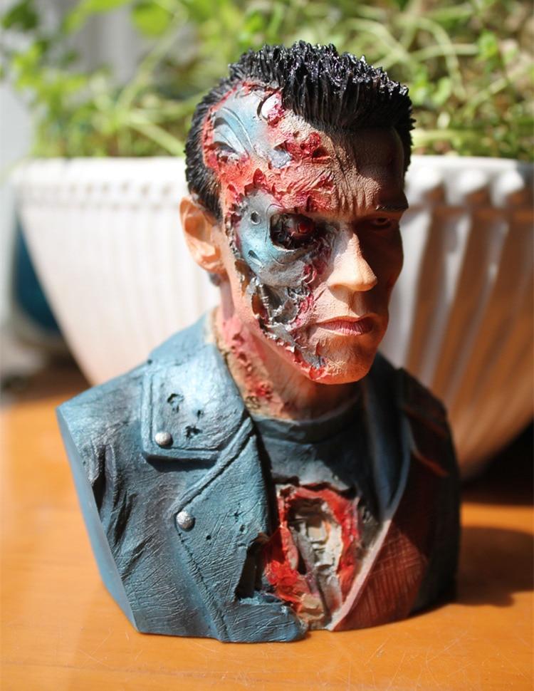 "Neca Terminator 2 kenner HOMMAGE-BLANC CHAUD T-1000 7/"" Action Figure en stock"