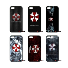 For HTC One M7 M8 M9 A9 Desire 626 816 820 830 Google Pixel XL One plus X 2 3 resident evil umbrella Logo Cell Phone Cover Case
