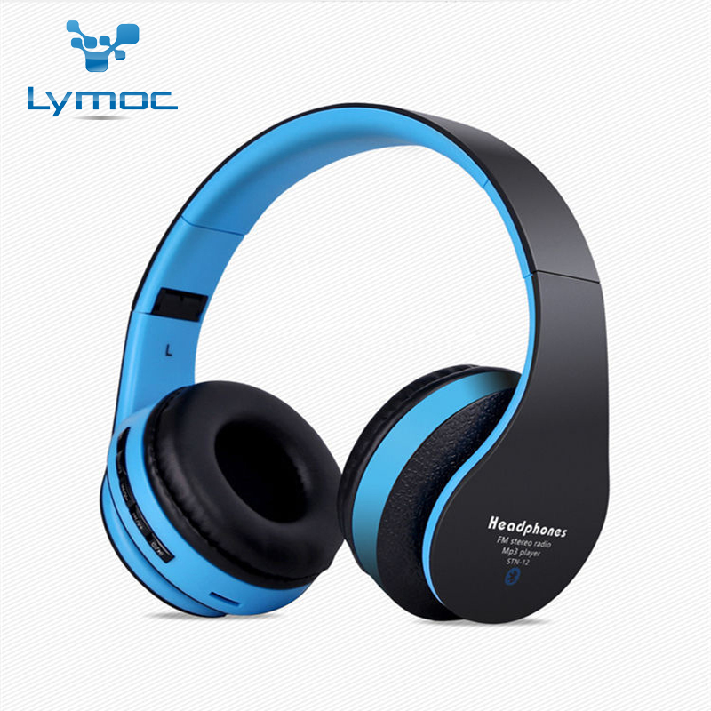 Lymoc Headband Bluetooth Headset BE710 Hi-Fi Stereo Bluetooth 3.0 Wirless Handsfree TF Card Play MP3 FM Support<br><br>Aliexpress