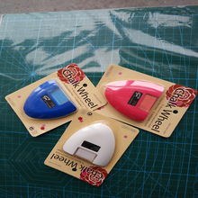 DIY Sewing Parts, Chalk Wheel,  Tailor's Chalk, Three Different Colours Available,3 Pcs/Lot,Made In Taiwan( High Quality )!