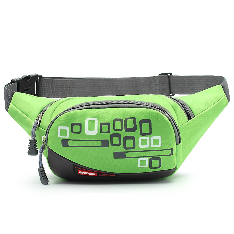 2016 New Outdoor Running Bags Waterproof Oxford Fabric Multipurpose Waist Bags for Cycling Climbing Travel Sport