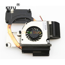 KEFU For HP DM4 DM4-2000 Series 636939-001 Cpu Cooling Heatsink And FAN(China)