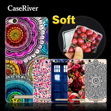 CaseRiver High Quality Soft Silicone 5.0 Phone Case For Xiaomi Redmi 3 Case Cover, Back Cover For Xiaomi Redmi3 Case Cover