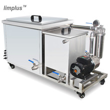 Limplus 135L Industrial Digital Ultrasonic Cleaner Cleaning Scales Firearms Industrial Parts Ultrasonic Washing Machine(China)
