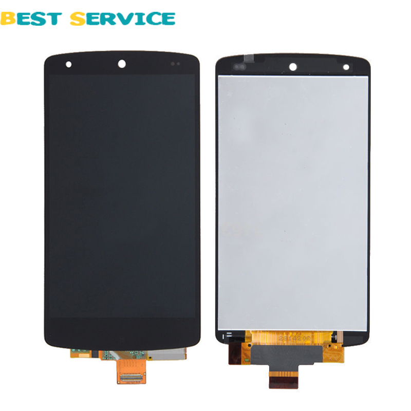 100% Test For LG Nexus 5 D820 D821 LCD Display With Touch Screen Complete Digitizer Assembly +Tools Free Shipping <br><br>Aliexpress
